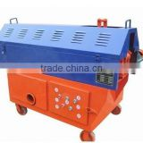 Best selling Construction pipe combined rust removing and painting machine