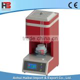 HB--DSF-1700C-12IT 1700 degree porcelain singtering ultra high temperature furnace for dental