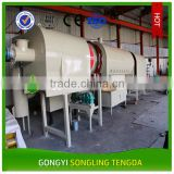 Eco-friendly wood sawdust continuous carbonization furnace/sawdust charcoal making furnace
