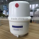 3 gallon plastic pressure tank for ro water filter system
