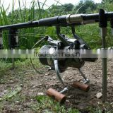 bank stick for carp fishing rod