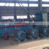 Submerged arc furnace hydraulic system