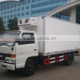 JMC mini insulated van box truck from china