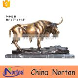 Municipal engineering large longhorn statues for sale NTBA-B025Y