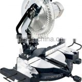 "305mm Low Noise Long Life Aluminum Wood Cutting Machine Electric Power 12"" Silent Compound Miter Saw"