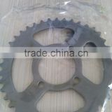 cd70 motorcycle chain and sprocket kit with steel chains gears