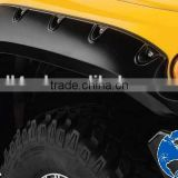 2016 Car parts Toyota FJ Cruiser wheel arch fender flares for Toyota 4x4 fender flares