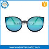 cool design hot sell optical metal frame eyeglasses, fashion style cat eye sunglasses