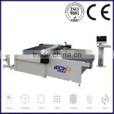 IECHO BK Manufacturer of CNC leather flatbed cutter plotter