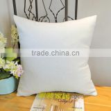 Custom assured pillow cases plain white 100% cotton