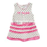 baby girl ruffle dress children kids birthday dresses