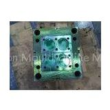 Bottle Lid Plastic Injection Mould , Plastic Injection Moulding Services 8 Cavity and Cold Runner