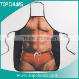 Promotional Party sexy funny print waist apron adult bib