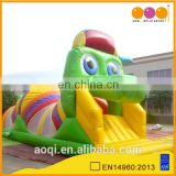newest inflatable jumping insect tunnel toys and games for kids