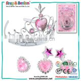 China party favors decoration small plastic queen crown