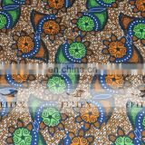 Hot selling Hollandais Wax african real wax in woven fabric factory price FEITEX