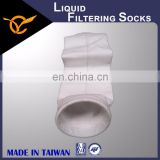 Fire Resistant Chemical Industry PPS Liquid Filtering Socks