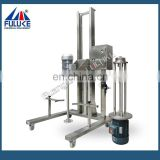 FLK glass cutting machinery for viscosity liquid and powder solid product
