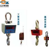 digital Electronic Wireless Crane Scales / Hook Hanging Scales
