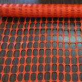 plastic warning mesh orange alert net