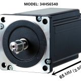Nema34 Changfeng THANK 2 Phase 1.8° Hybrid Stepping motor 86BYG250A 2.4N.m Stepper Motor