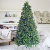 Christmas Tree 4FT 6FT 9FT 12FT Christmas Decoration Supplies Artificial Pine