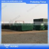 China Factory Sale Wire Mesh Fence With Folds Security Barrier 358 Security Wire Fence(Welded)