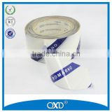 New fashion brand adhesive tape custom print logo