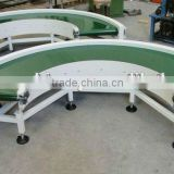 High quality Automatic sushi curve belt conveyor