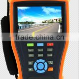 4.3 inch touch screen analog and ip camera tester PTZ CCTV Tester /hd-sdi camera tester / cctv tester IPC-4300