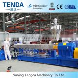 TSH-75 Twin Screw Plastic Color Masterbatch Granules Machine