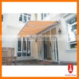 Curtain times sun shade motorized retractable awning folding canopy