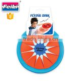 china factory toys boy educational frisbee toy children game 14'' plastic flying disc
