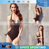 Hot sexy women wear brazilian thong bikini Summer is coming girl like wholesale beachwear Custom most popular one piece swimsuit