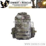 600D Material and Internal Frame Type combinate backpack bag
