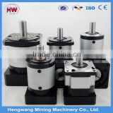 HW series helical gear ac motor speed reducer for mixer for sale