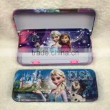 TF-02160620018 Cartoon Birthday Gift Pencil Case/Box Frozen Multifunction with Book Rest