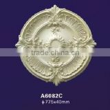 2013 New PU polyurethane Ceiling Medallions/ceiling medallion tile/Decorative Ceiling Rose
