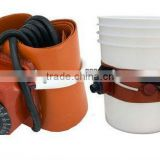 ISO/CE/UL 220v/110v/120v Silicone Band Drum Heaters Waste Vegetable Oil Diesel Plastic Metal Berrel