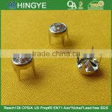 Rhinestone Prong Metal Studs For Handbag /Shoe/Garment --A013                                                                         Quality Choice