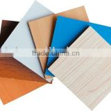 mdf board with beech melamine paper