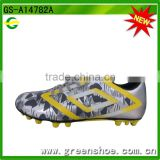 Hot sale factory football shoes good quality indoor soccer shoes men