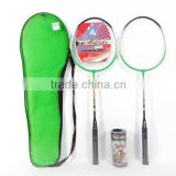 High quality Sport equipment badminton racket with ball, sports ball toys for Wholesale, ball toys for children, EB034074