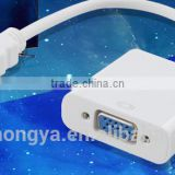 Xinya hot selling 2.0V 1.4V Gold Nickel--plated HDMI Cable VGA adapter full HD 1080P 3D 4K Male to Female