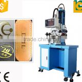 alibaba express Pneumatic leather embossing press gold hot Stamping Machine for paper TC-200