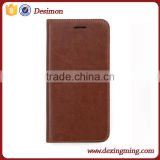 stand flip leather wallet case for lg g3 stylus cover facrory shenzhen