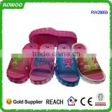 latest Best Quality kids wedge heel Soft EVA Girls Slippers