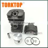 41.1MM Chainsaw P350 351 Cylinder Kits with piston and rings
