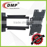 "LCD2802 TV Wall Mount for most 13""-37"" LED LCD Plasma Flat Screen VESA 200200 with Full Motion Aluminum Swivel Arm Wall Bracket"