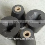 zirconia tundish metering nozzle insert for continuous casting steel making